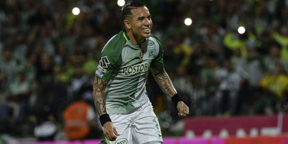 Aseguran en Colombia que Dayro Moreno jugará para el Atlas