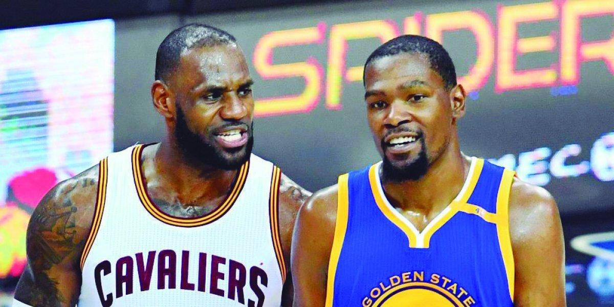 "Walt Frazier: ""Durant superará pronto a LeBron"""