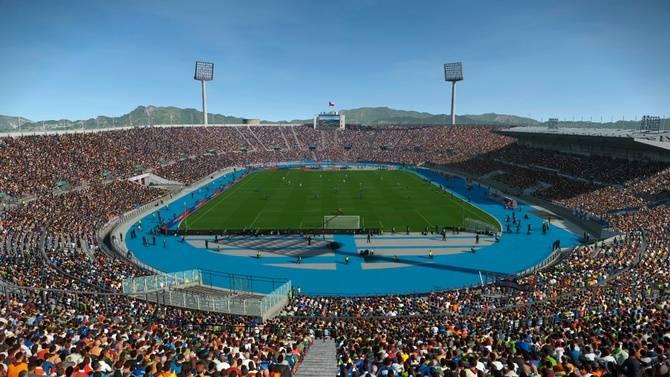 Estadio Nacional PES