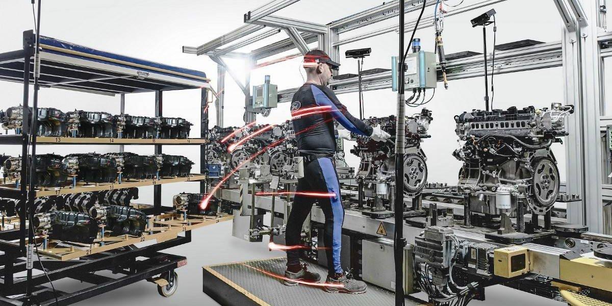 Ford une deporte y videojuegos para mejorar sus líneas de trabajo