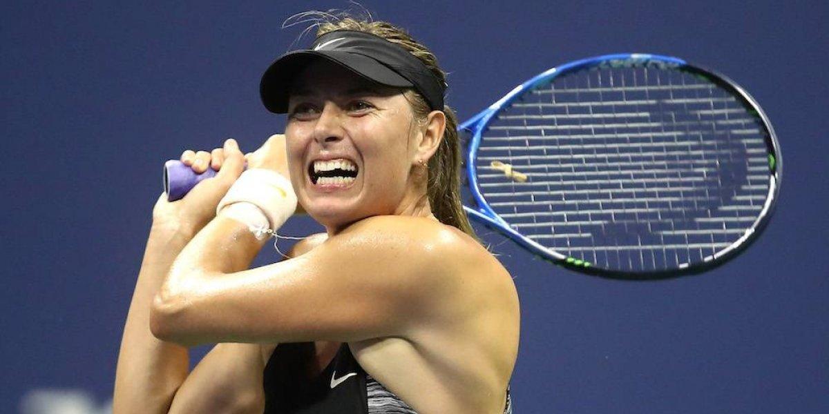 María Sharapova es eliminada del US Open por Carla Suárez Navarro