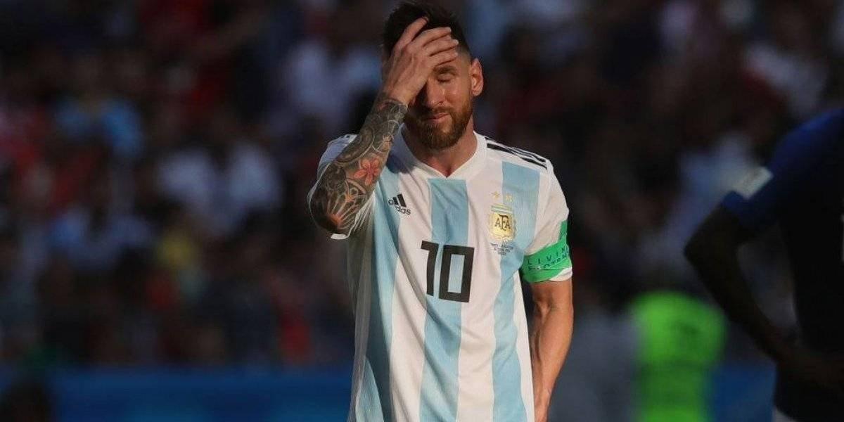 Messi queda fuera de los tres mejores futbolistas por primera vez en 12 años