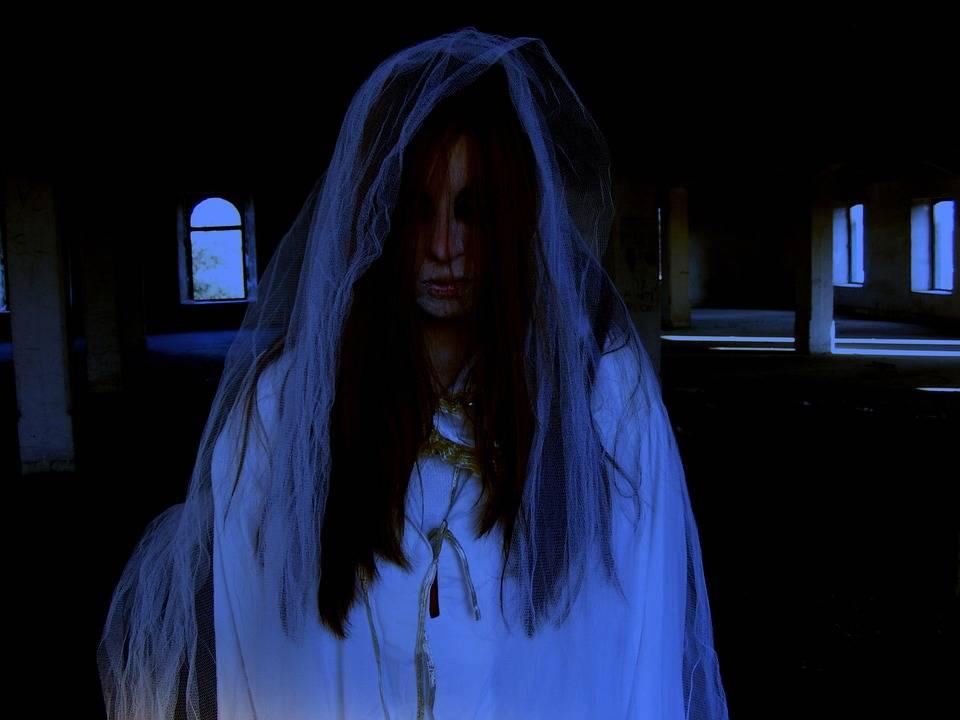 según Internet, Google Maps pudo haber captado la imagen de una niña fantasma