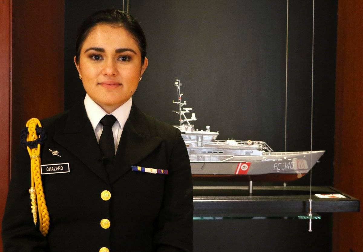 Ingresó a la Marina en 2009. Eduardo Mondragón/Publimetro