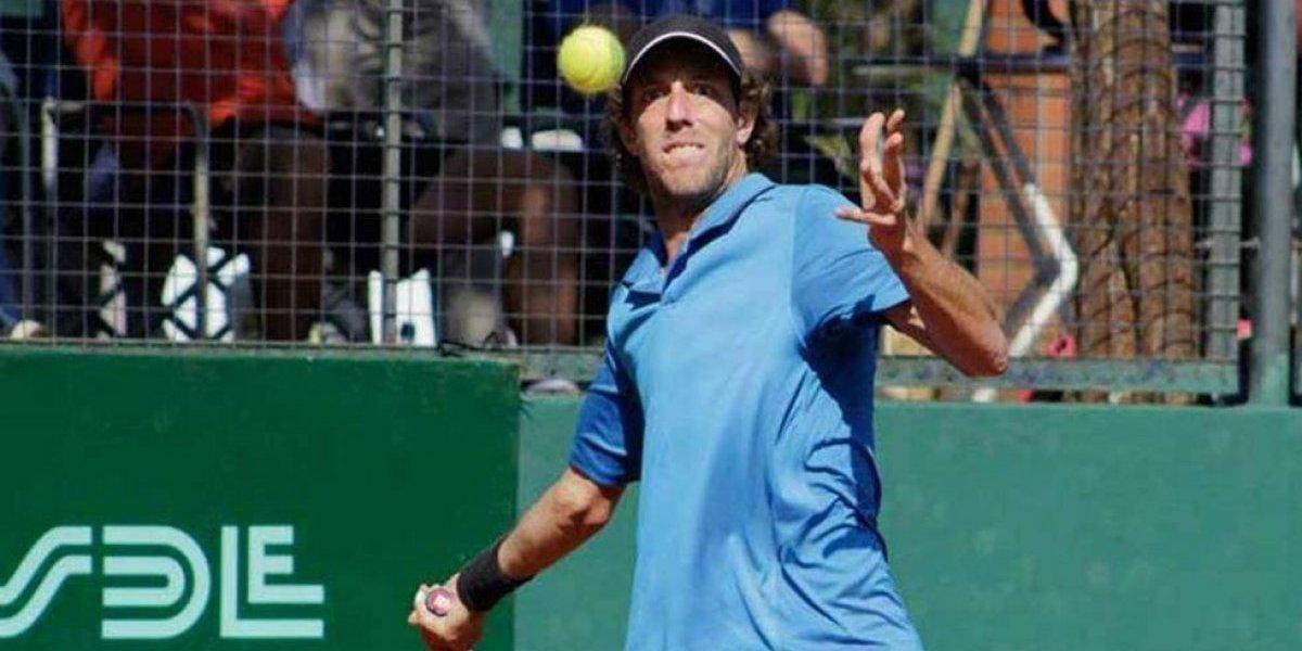 Un tenista argentino suspendido cinco años por amañar partidos