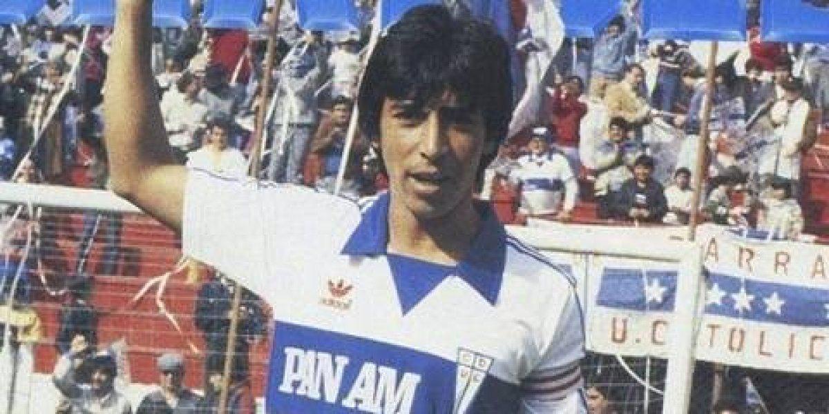 """Osvaldo """"Arica"""" Hurtado a 30 años de la inauguración de San Carlos: """"Los jugadores nos pusimos con sacos de cemento"""""""