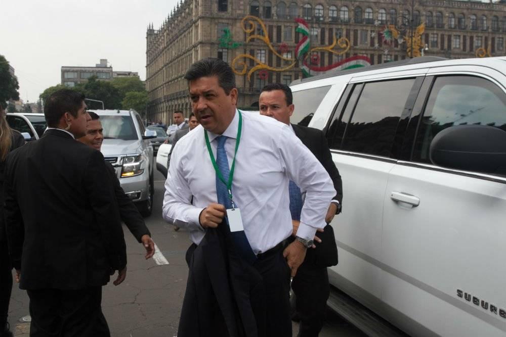 Francisco García Cabeza de Vaca, gobernador de Tamaulipas Foto: Cuartoscuro