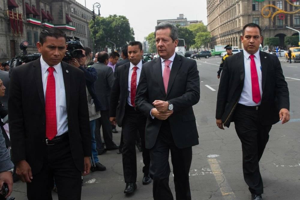 Eduardo Sánchez, vocero de Presidencia Foto: Cuartoscuro