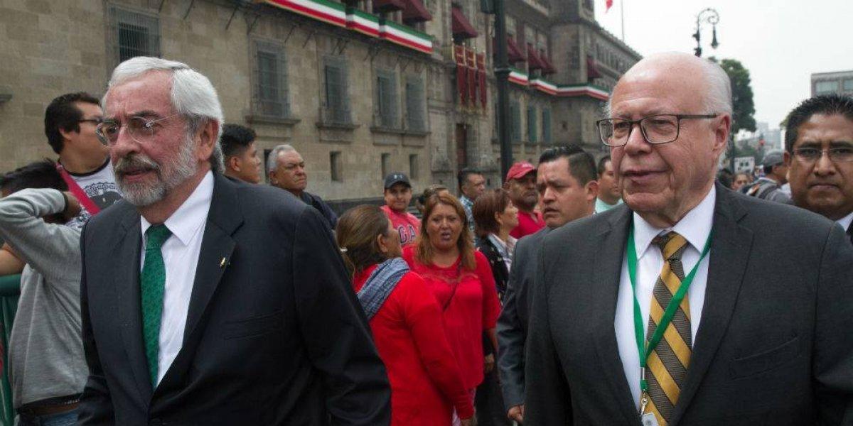 FOTOS: Los invitados al VI Informe de Gobierno de Peña Nieto