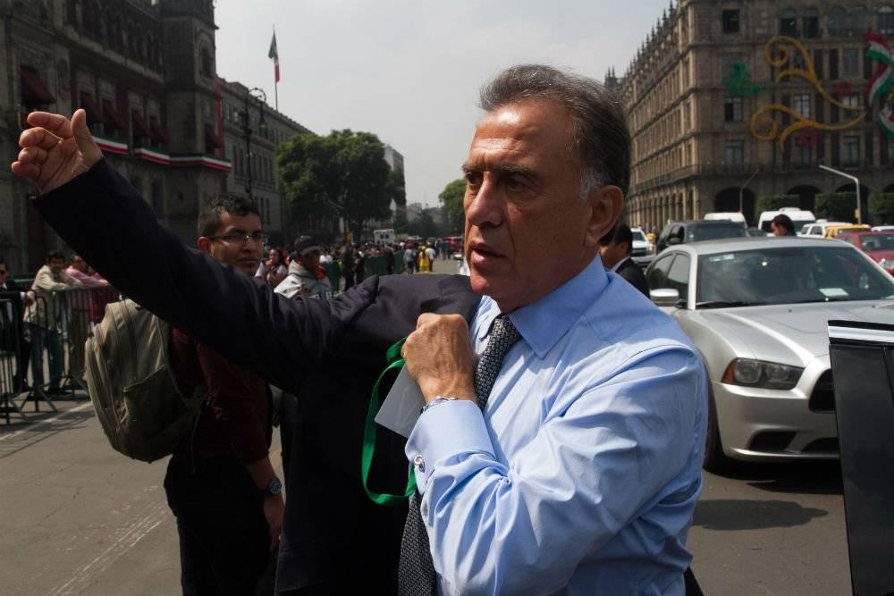 Miguel Ángel Yunes Linares, gobernador de Veracruz Foto: Cuartoscuro