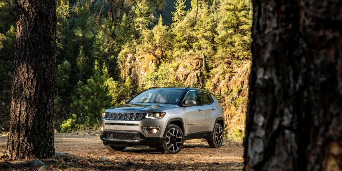 El Jeep Compass es el SUV compacto más vendido en América Latina
