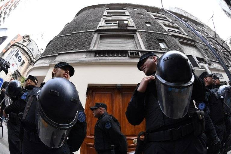 Allanan vivienda de Cristina Kirchner
