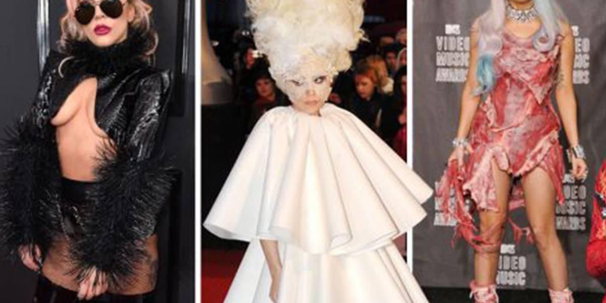 Una década de Lady Gaga, así ha cambiado la estrella que nos enamoró con su excéntrico estilo