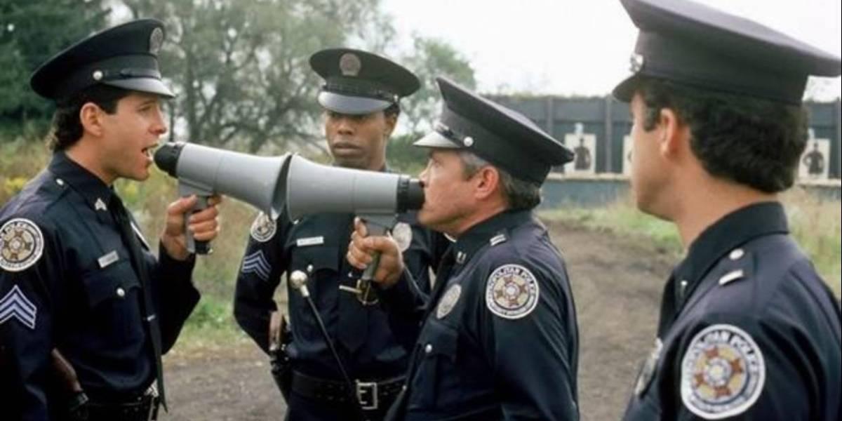 ¡Loca academia de policía podría tener una continuación!
