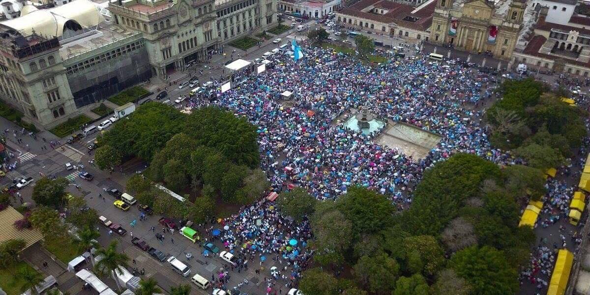 """EN IMÁGENES. Miles acuden a la """"Marcha por la Vida"""""""