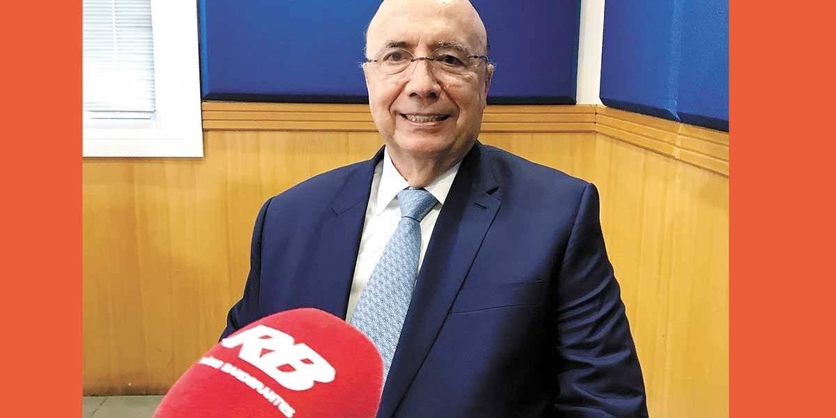 Meirelles destaca números da economia quando era presidente do BC