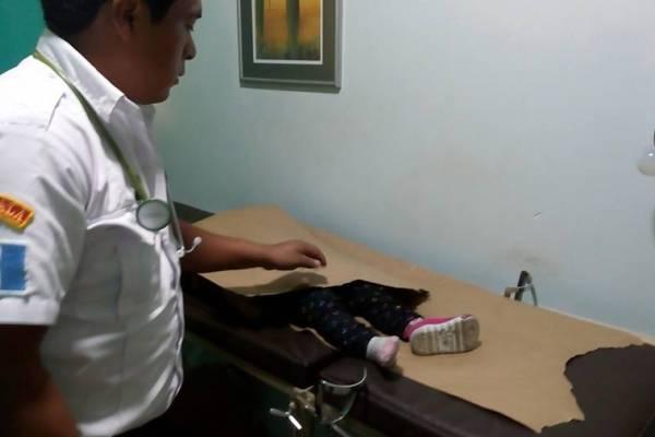 Muere niña en Chimaltenango