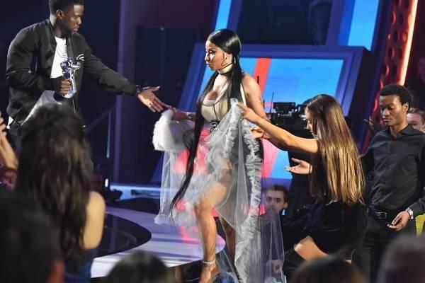 Nicki Minaj en concierto