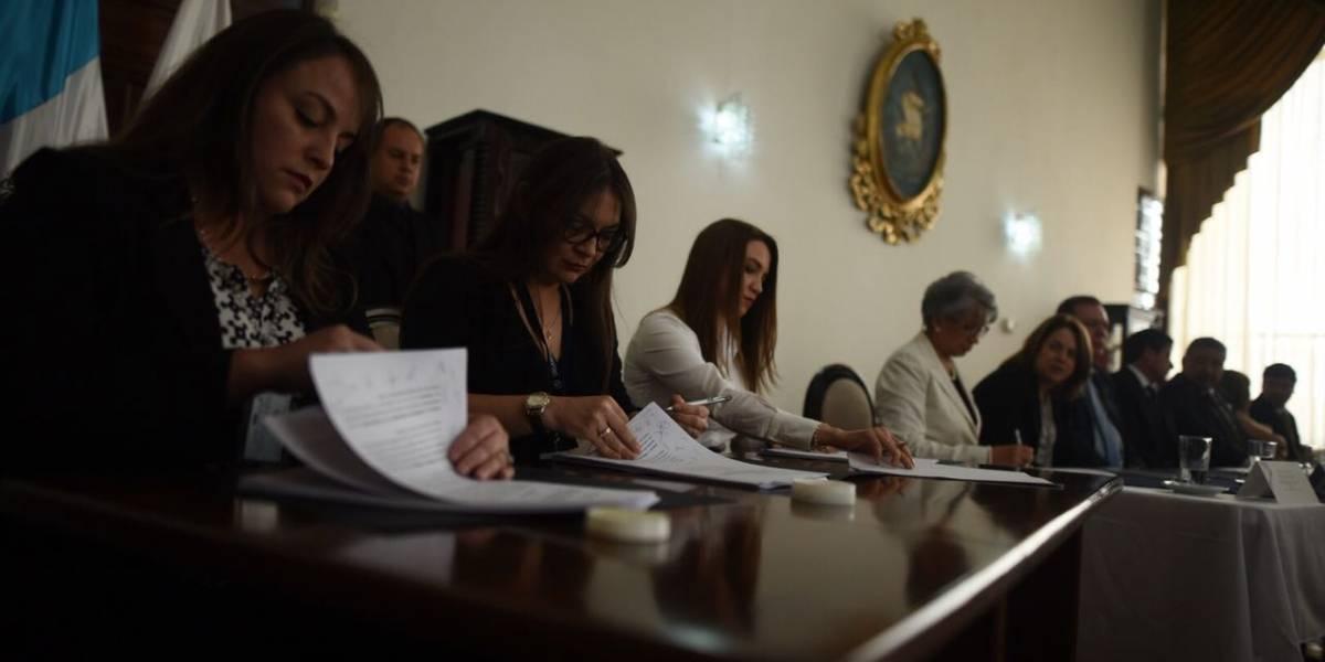 Organismo Judicial desembolsará Q90 millones por pacto colectivo