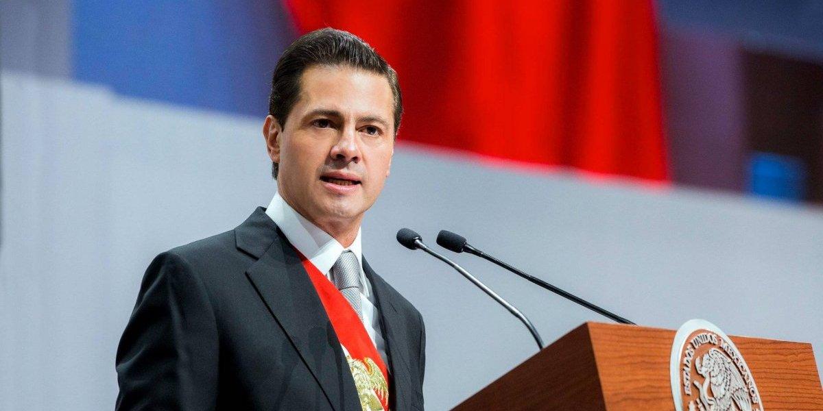 Servir a México ha sido, es y será siempre, mi mayor orgullo: Peña Nieto