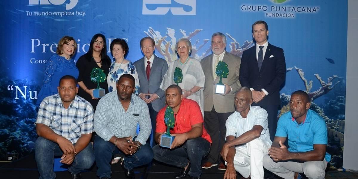 """#TeVimosEn: Celebran décima edición de """"Premios ES de Conservación y Medio Ambiente"""""""