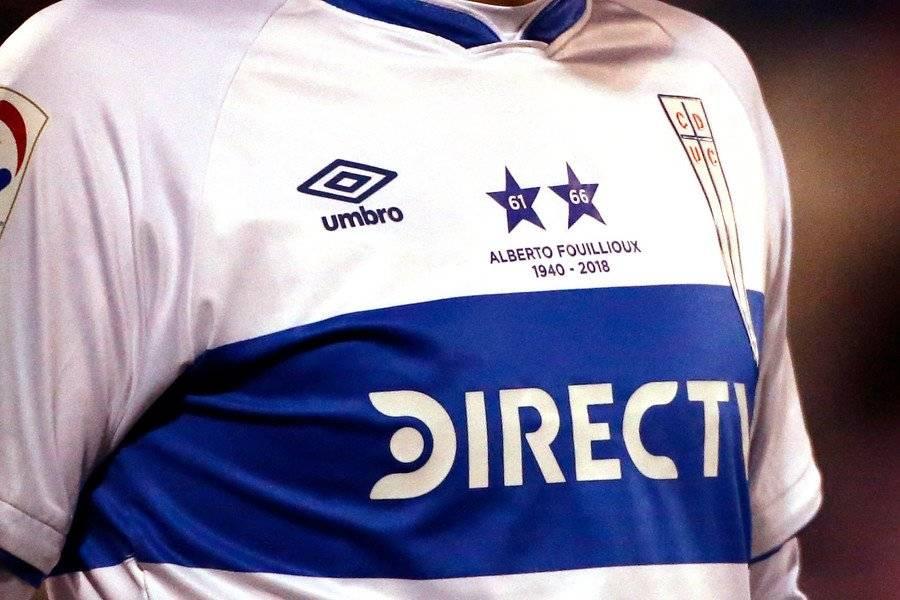 Desde 2012 DirecTV viene siendo el Main Sponsor de la UC / Foto: Photosport