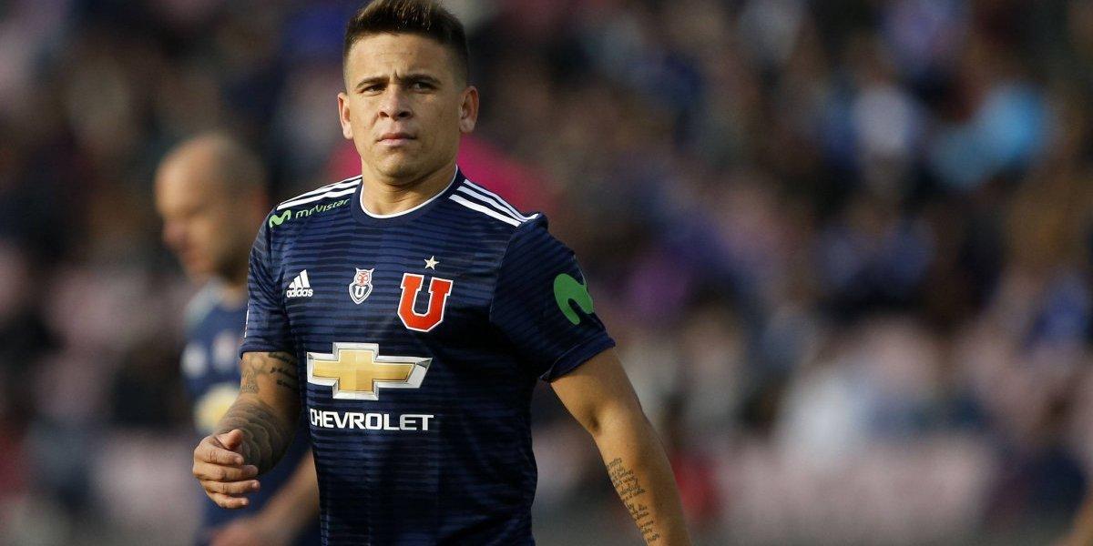 """Soteldo se agranda para la Copa Chile: """"Estoy muy cerca de ganar un título con la U"""""""