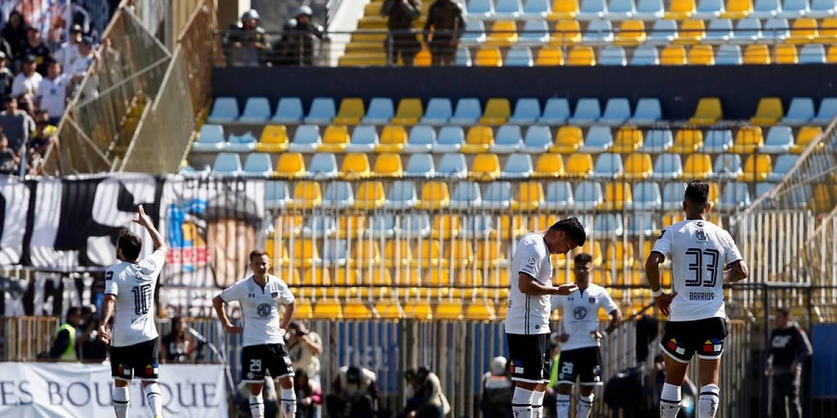 Portazo en la cara: ANFP rechazó petición de Colo Colo de reprogramar sus partidos en el torneo
