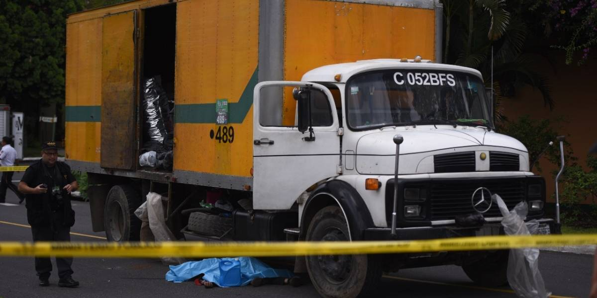 Recolector fallece arrollado por camión de basura