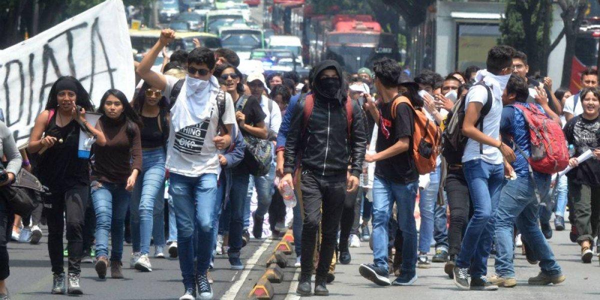 Se registra trifulca en Rectoría; UNAM presentará denuncias