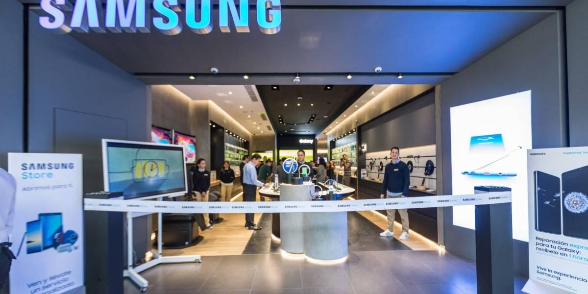 México: Samsung inauguró su primera tienda en Guadalajara