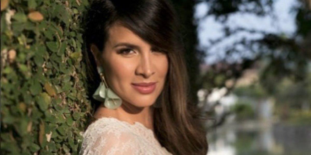 Nació Francesca, la hija de Doménica Saporiti y Juan Carlos Vanoni