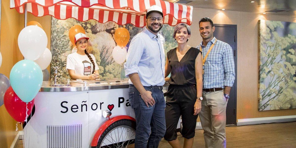 Señor Paleta venderá sus productos en Ferries del Caribe