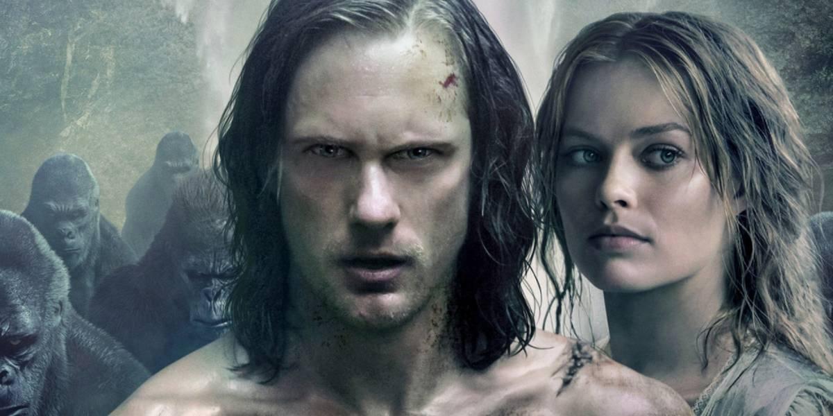 Filmes na TV: A Lenda de Tarzan, Caminhos da Floresta e mais destaques desta segunda