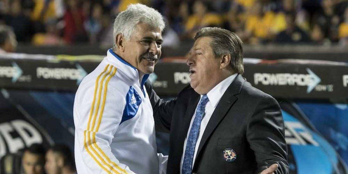 'Tuca' Ferretti lanza indirecta a Miguel Herrera: 'Yo no voy a golpear a nadie'