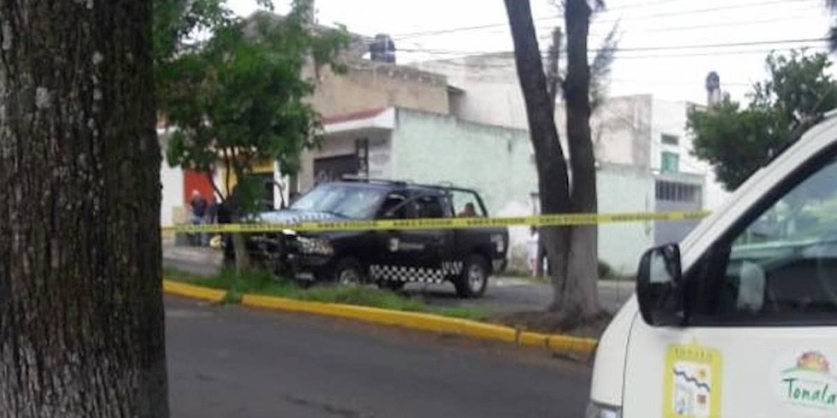 Acribillan a cuatro policías de Tonalá, Jalisco
