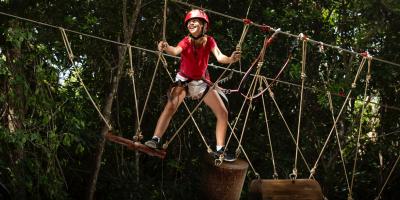 Xavage el nuevo parque de Xcaret que desafiará tus límites