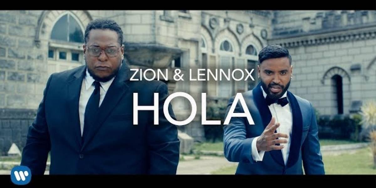"""Zion & Lennox estrena nuevo sencillo """"Hola"""""""