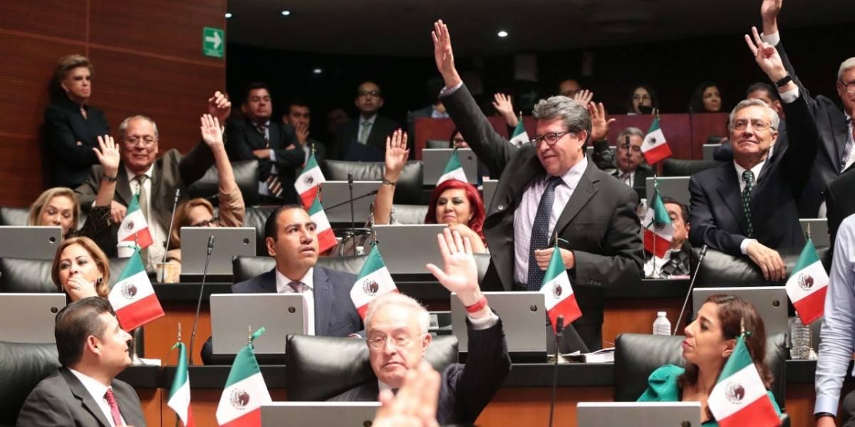 Senado aprueba por unanimidad el plan de austeridad presupuestal