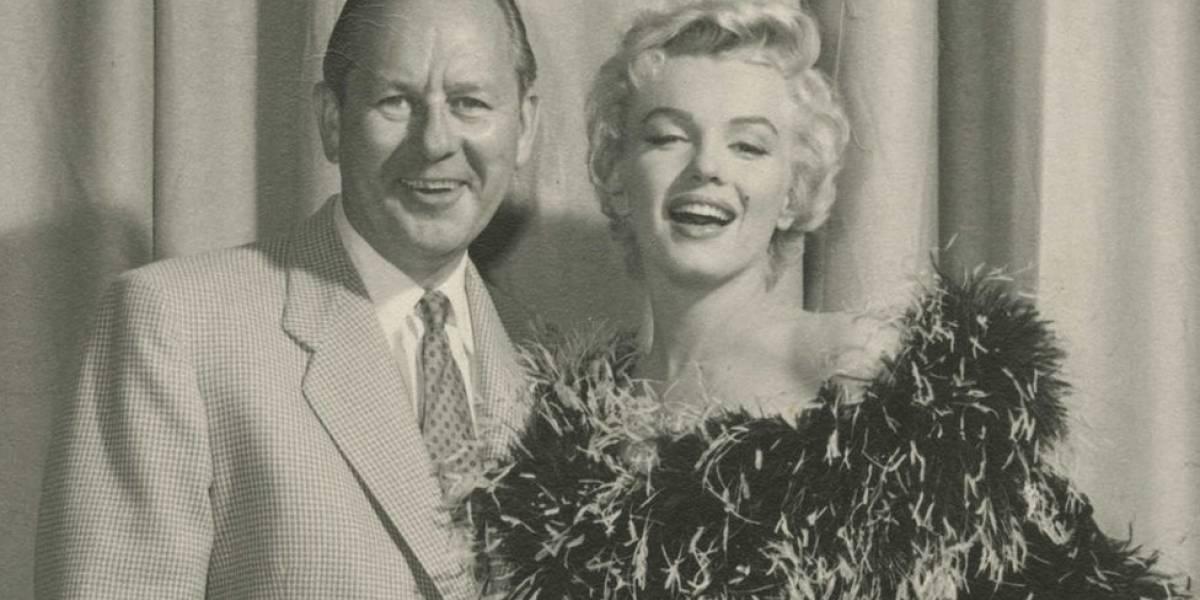 A foto inédita por trás do nome artístico de Marilyn Monroe
