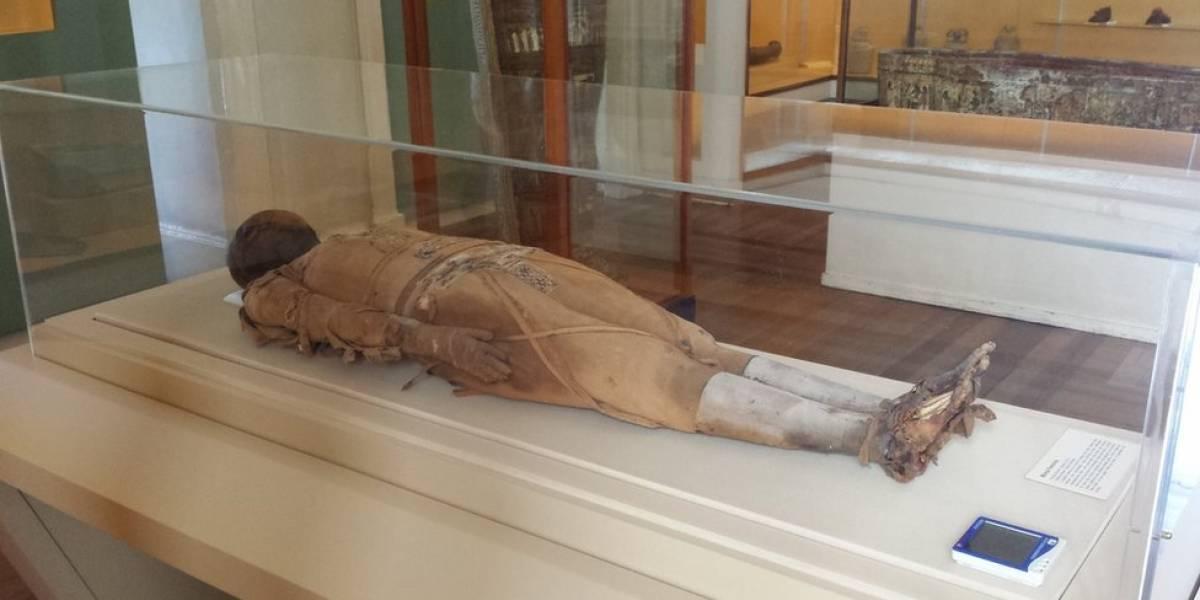 """Museu Nacional: O mistério da múmia que """"provocava transe"""" nos anos 60 e foi consumida pelo fogo"""