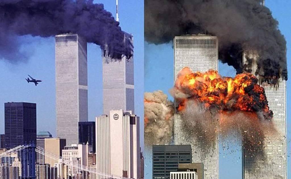 Ataque a las torres gemelas