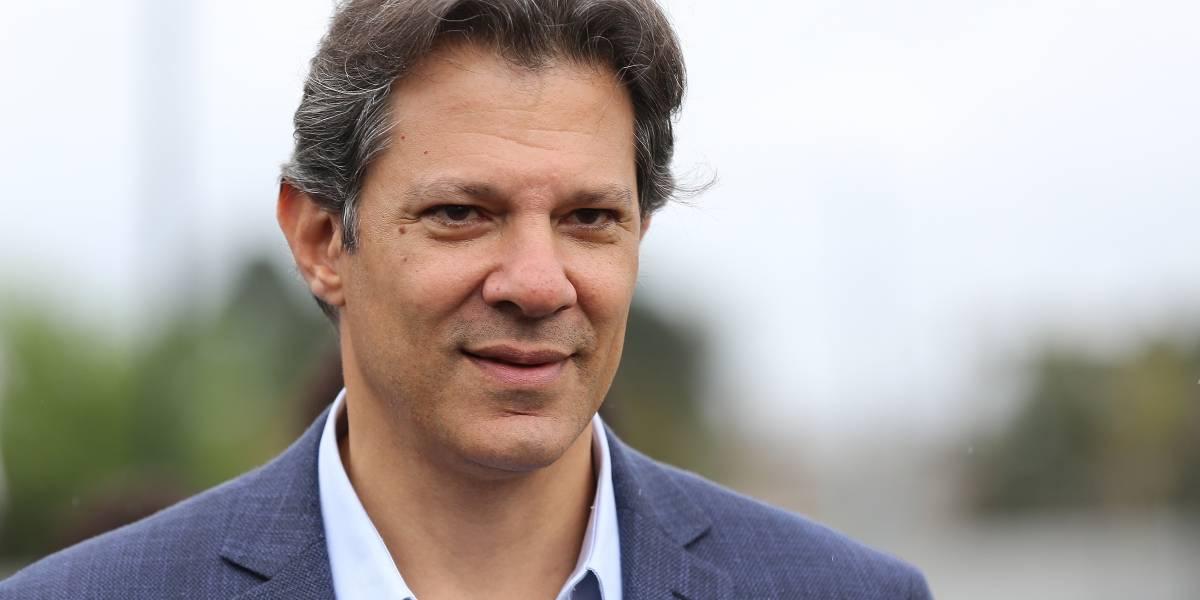 'Aconteça o que acontecer, vamos votar 13', diz Haddad em vídeo de campanha