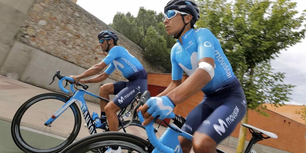 En vivo la etapa 10 de la Vuelta a España: Nairo a 14 segundos de la Roja