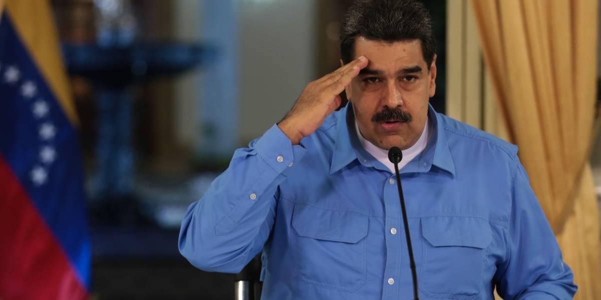 """Maduro pide crear un """"puente aéreo"""" para el retorno de migrantes venezolanos"""