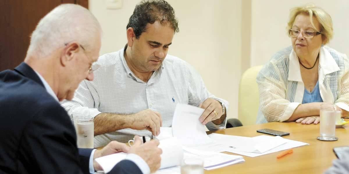 Mauá pede ajuda ao Estado para o hospital Nardini