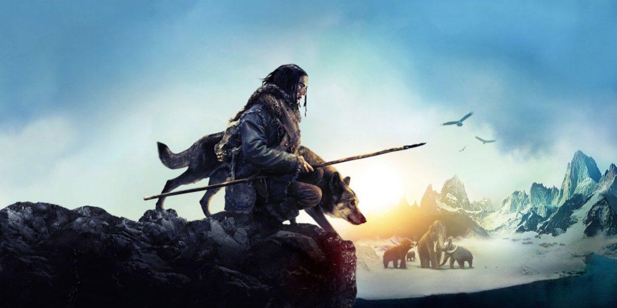 """El filme """"Alpha"""" narra la conexión especial entre un chico y un lobo"""