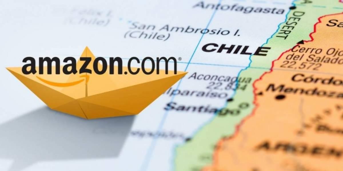 Amazon: Potencia astronómica de Chile podría ser determinante para la compañía