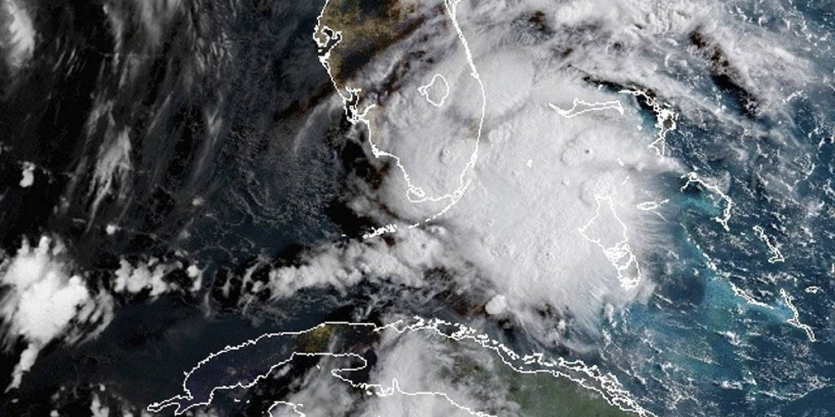Gordon llegaría al golfo de EE. UU. como huracán
