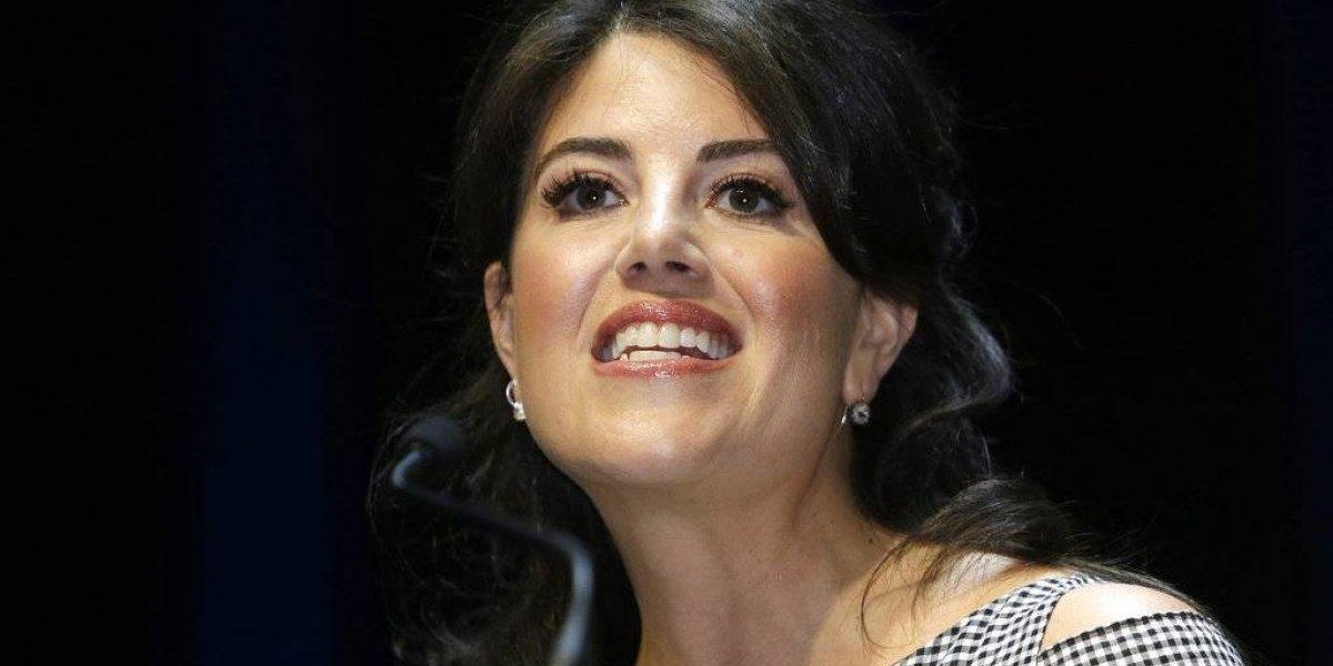 Monica Lewinsky abandona acto en Israel tras pregunta sobre Clinton